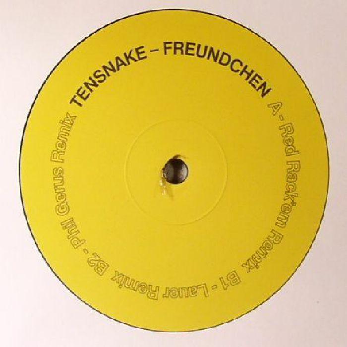 TENSNAKE - Freundchen (remixes)
