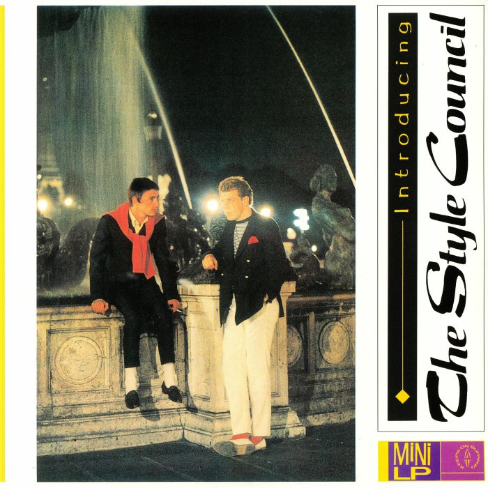 STYLE COUNCIL, The - Introducing The Style Council (reissue)