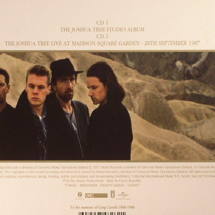 U2 The Joshua Tree Deluxe Edition Vinyl At Juno Records