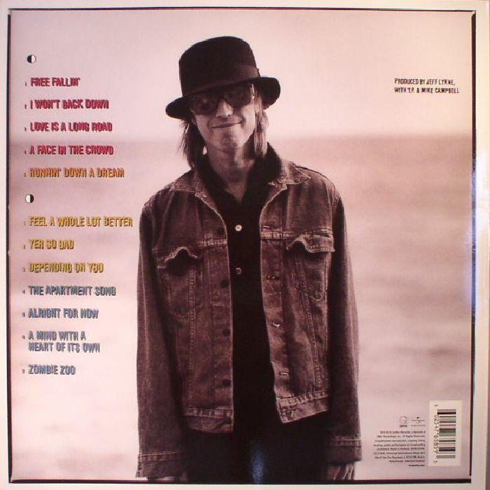 Tom Petty Full Moon Fever Reissue Vinyl At Juno Records