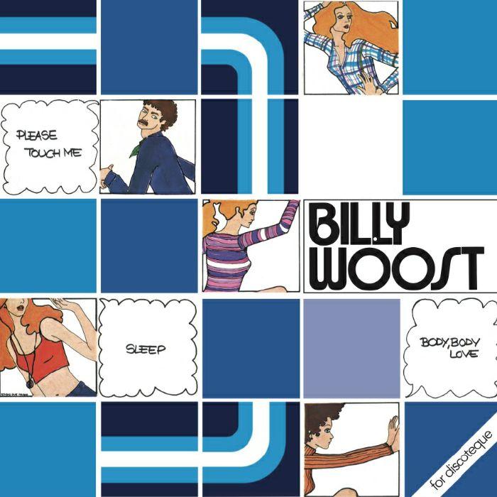 WOOST, Billy - Body Body Love