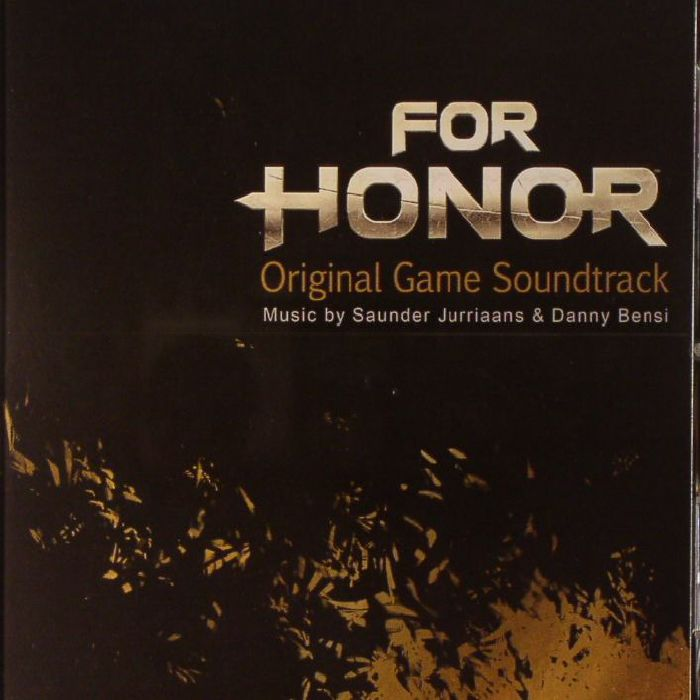 JURRIAANS, Saunder/DANNY BENSI - For Honor (Soundtrack)