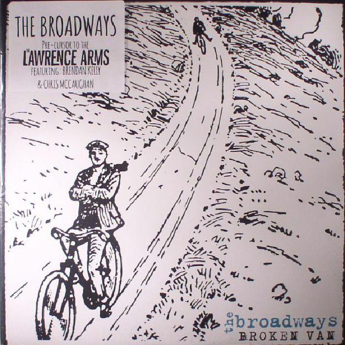 BROADWAYS, The - Broken Van (reissue)