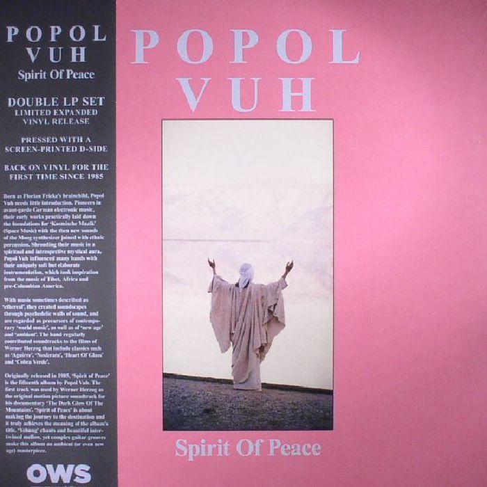 POPOL VUH - Spirit Of Peace (reissue)