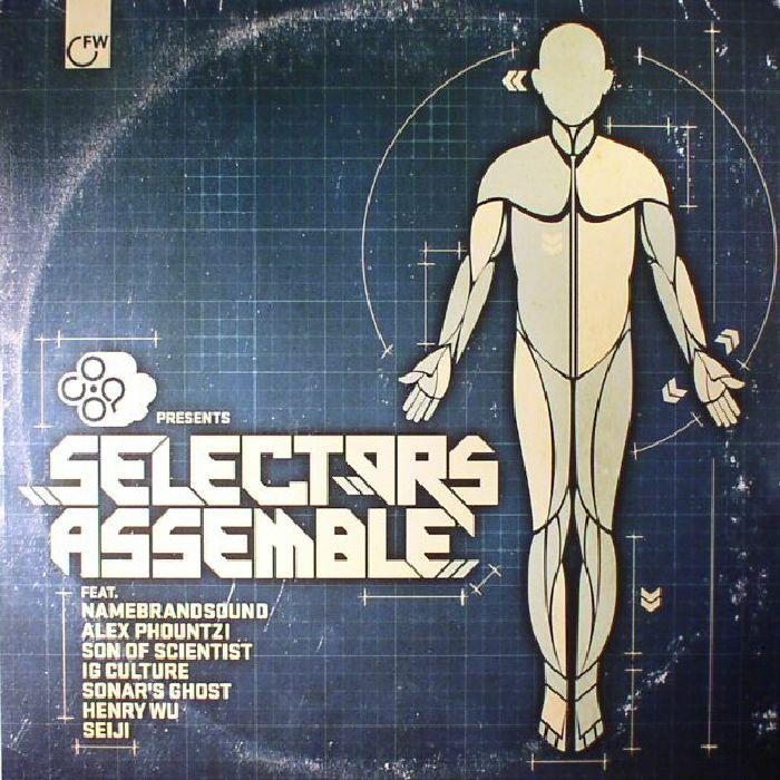 WU, Henry/SON OF SCIENTIST/NAMEBRANDSOUND/SONAR'S GHOST/ALEX PHOUNTZI/IG CULTURE/SEIJI - CoOp Presents: Selectors Assemble