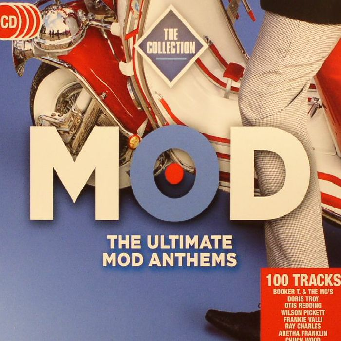 VARIOUS - Mod: The Ultimate Mod Anthems