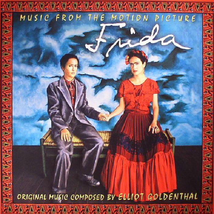 GOLDENTHAL, Elliot/VARIOUS - Frida (Soundtrack) (reissue)