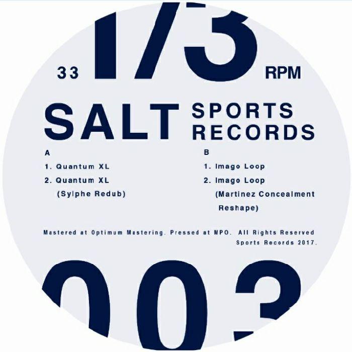 SALT - Imago Loop EP (feat Sylphe & Martinez Mixes)