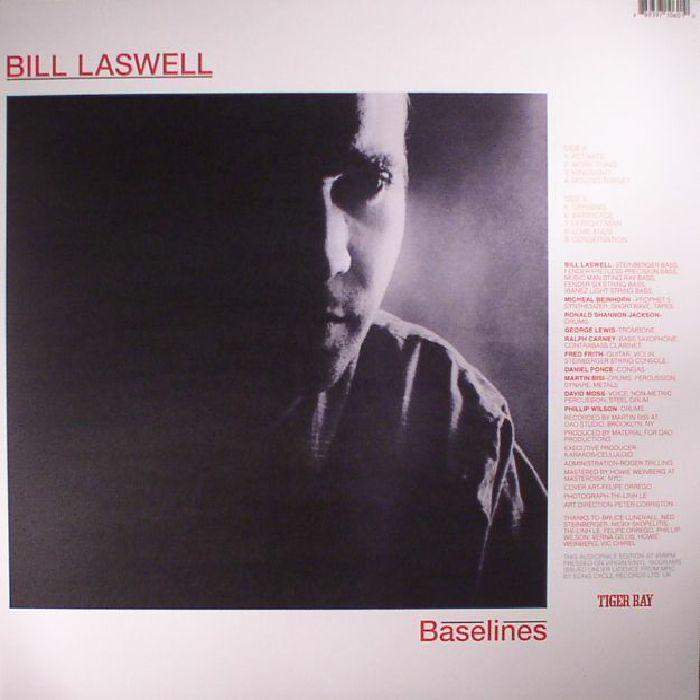 LASWELL, Bill - Baselines