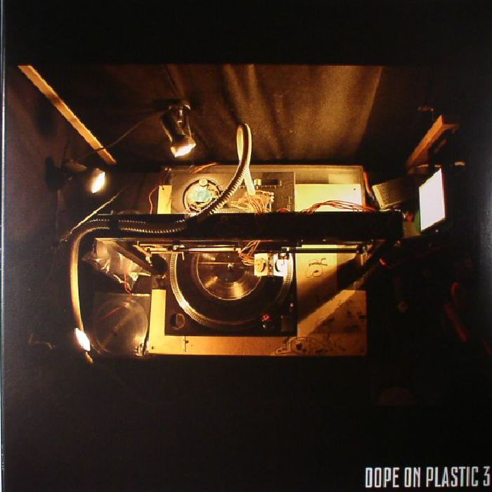 VARIOUS - Dope On Plastic 3 (Record Store Day 2017)