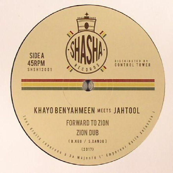 BENYAHMEEN, Khayo meets JAHTOOL - Forward To Zion
