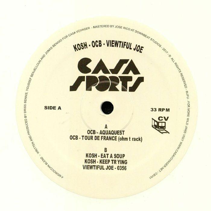 OCB/KOSH/VIEWTIFUL JOE - Casa Sports Vol 1