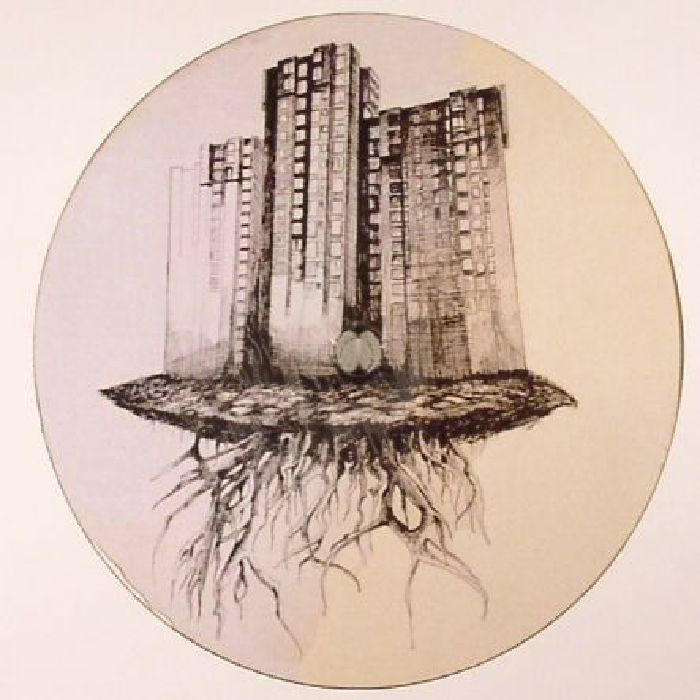 SEBELIC, Nino - End Of The City EP