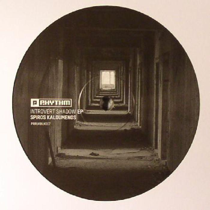 KALOUMENOS, Spiros - Introvert Shadow EP