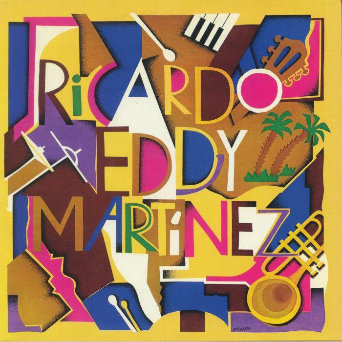 MARTINEZ, Ricardo Eddy - Expreso Ritmico (reissue)