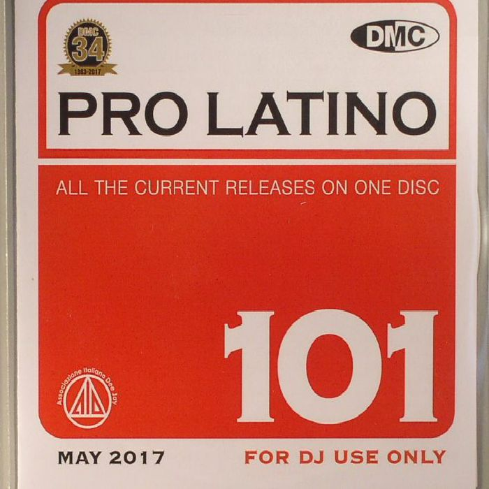 VARIOUS - DMC Pro Latino 101: May 2017 (Strictly DJ Only)