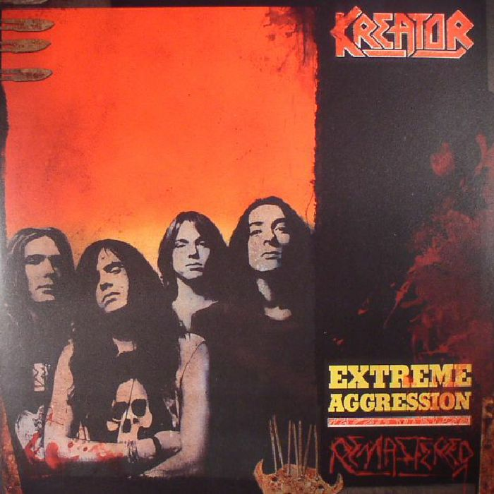 KREATOR - Extreme Agression (reissue)