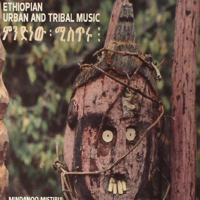 JOHNSON, Ragnar/RALPH HARRISSON - Ethiopian Urban & Tribal Music: Mindanoo Mistiru & Gold From Wax