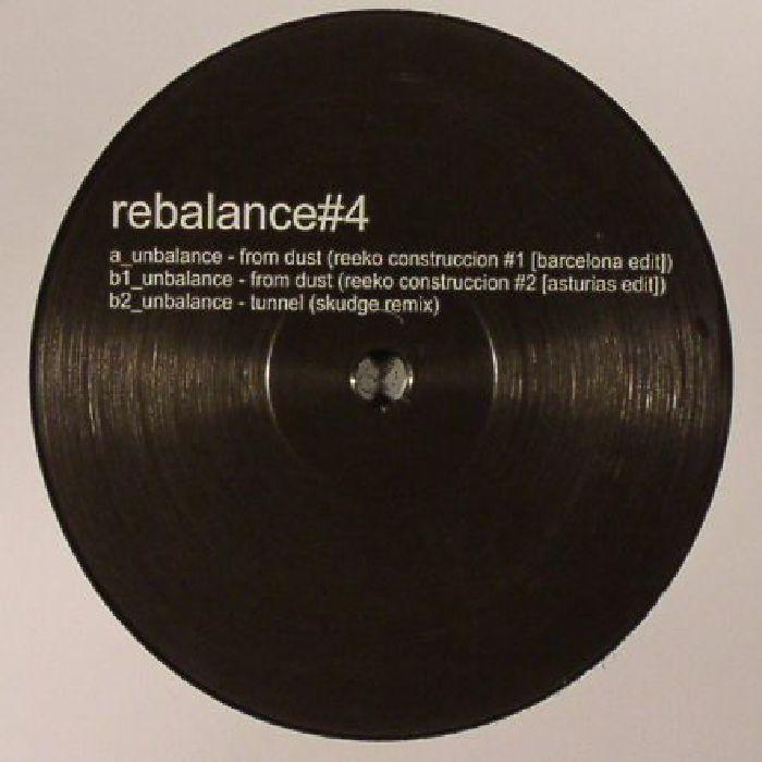 UNBALANCE - Reeko & Skudge remixes