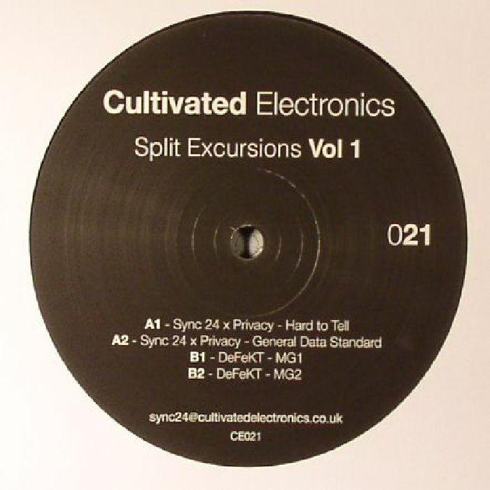 SYNC 24/PRIVACY/DEFEKT - Split Excursions Vol 1
