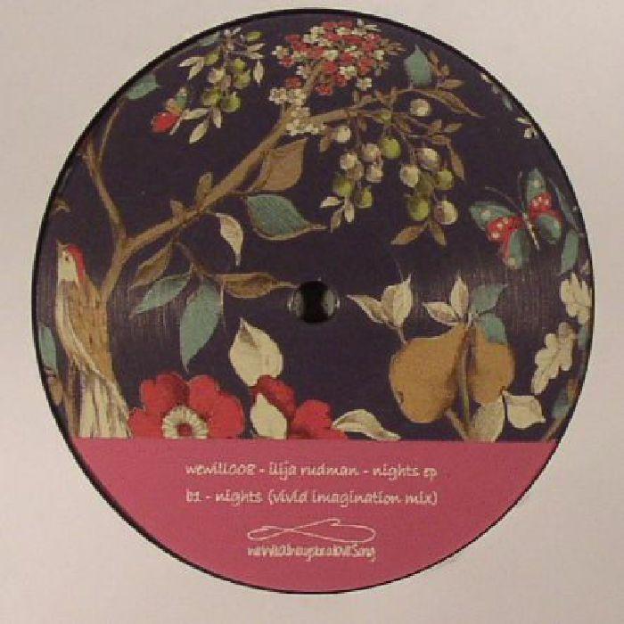 RUDMAN, Ilija - Nights EP