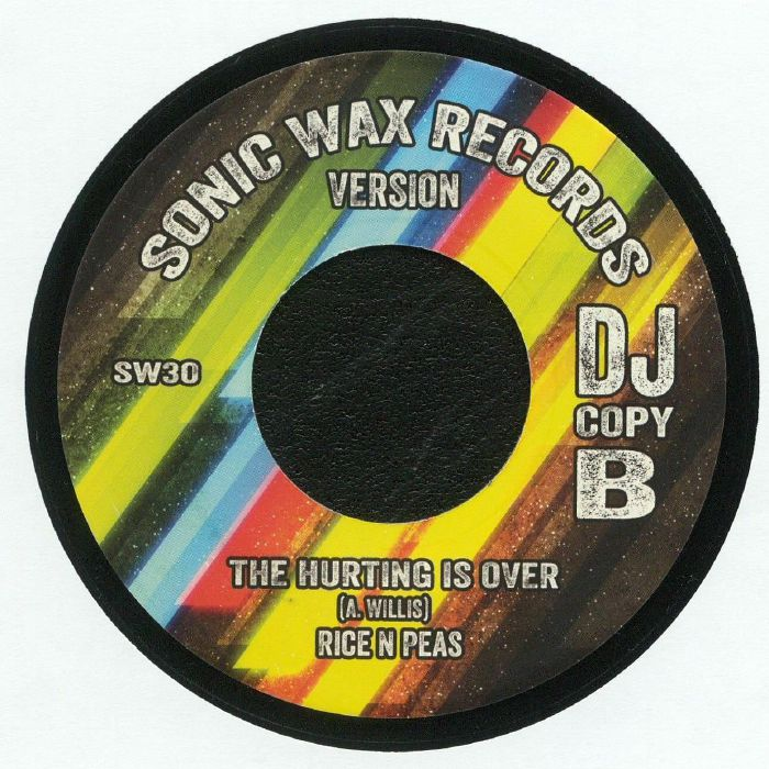 UNSUNG WONDERS/RICE & PEAS - The Hurting Is Over