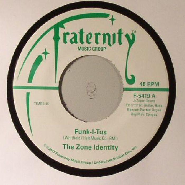 ZONE IDENTITY, The - Funk I Tus