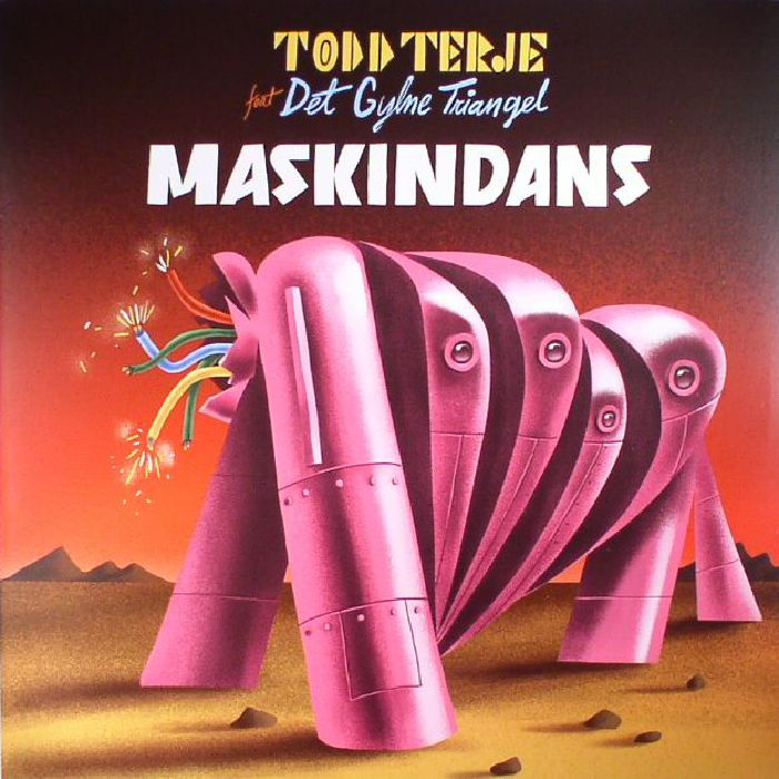 TERJE, Todd feat DET GYLNE TRIANGEL - Maskindans