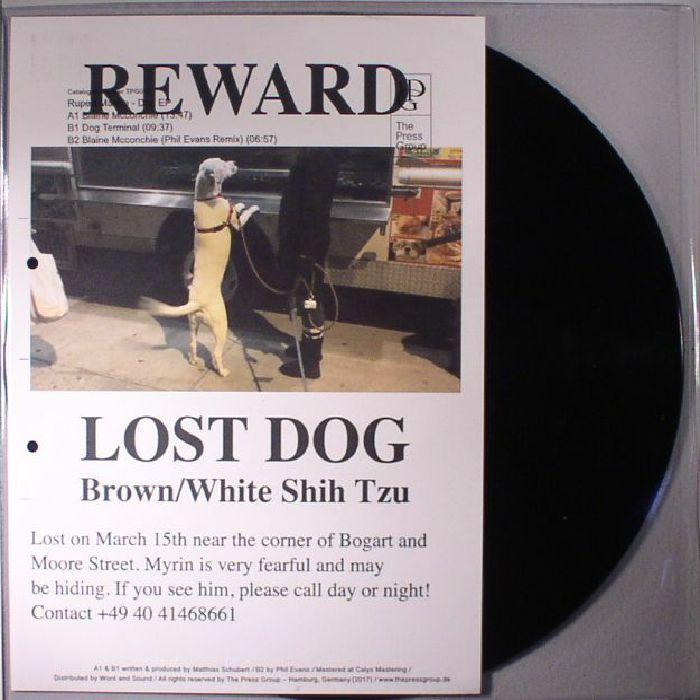 MARNIE, Rupert - Dog EP