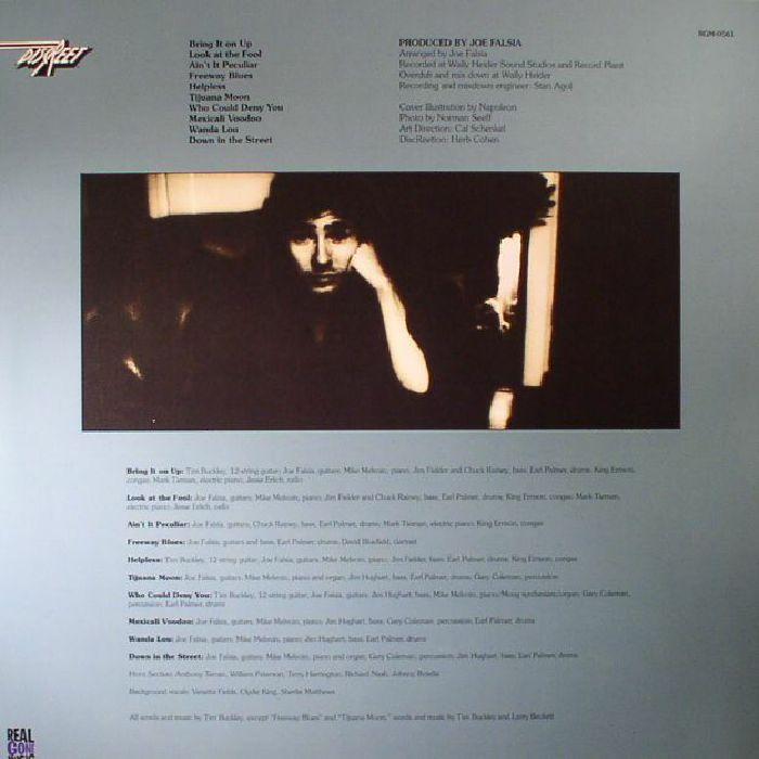 BUCKLEY, Tim - Look At The Fool (reissue)