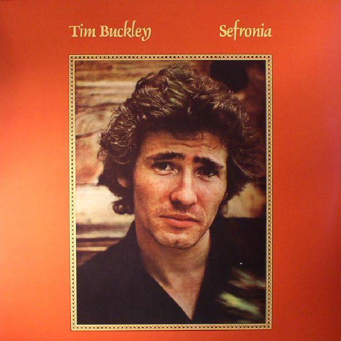 BUCKLEY, Tim - Sefronia (reissue)