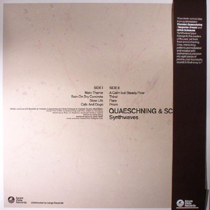 QUAESCHNING/SCHNAUSS - Synthwaves