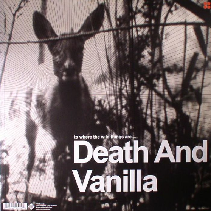 DEATH & VANILLA - To Where The Wild Things Are (reissue)