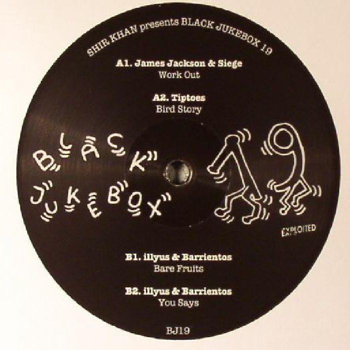 JACKSON, James/SIEGE/TIPTOES/ILLYUS/BARRIENTOS - Shir Khan Presents Black Jukebox 19