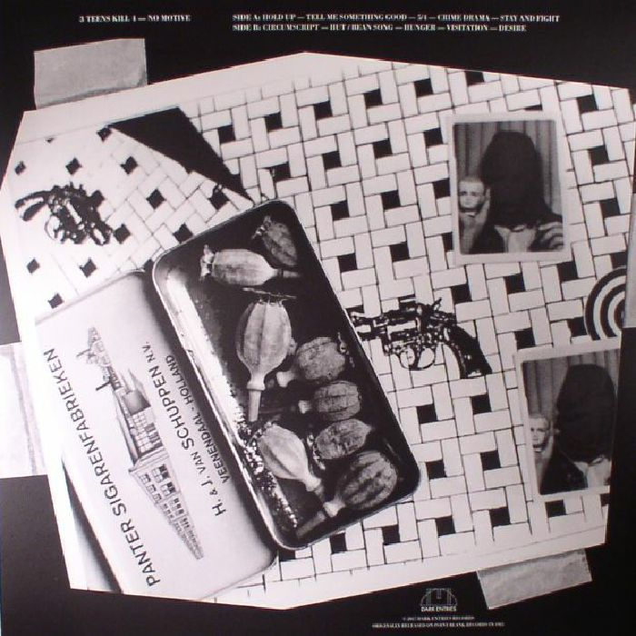 3 TEENS KILL 4 - No Motive (reissue)
