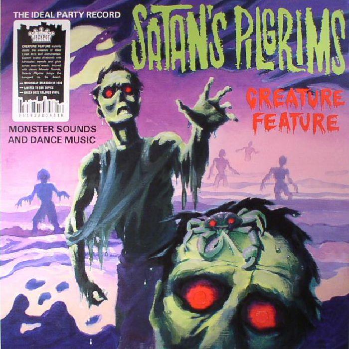 SATAN'S PILGRIMS - Creature Feature (reissue)