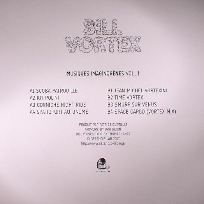 VORTEX, Bill - Musiques Imaginogenes Vol 1