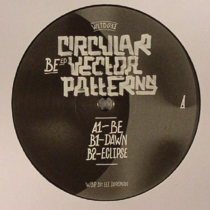 CIRCULAR VECTOR PATTERNS - Be EP