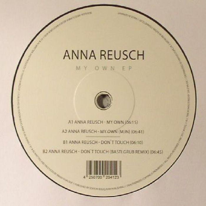 REUSCH, Anna - My Own EP