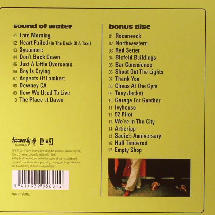 SAINT ETIENNE - Sound Of Water (Deluxe Edition) (reissue)