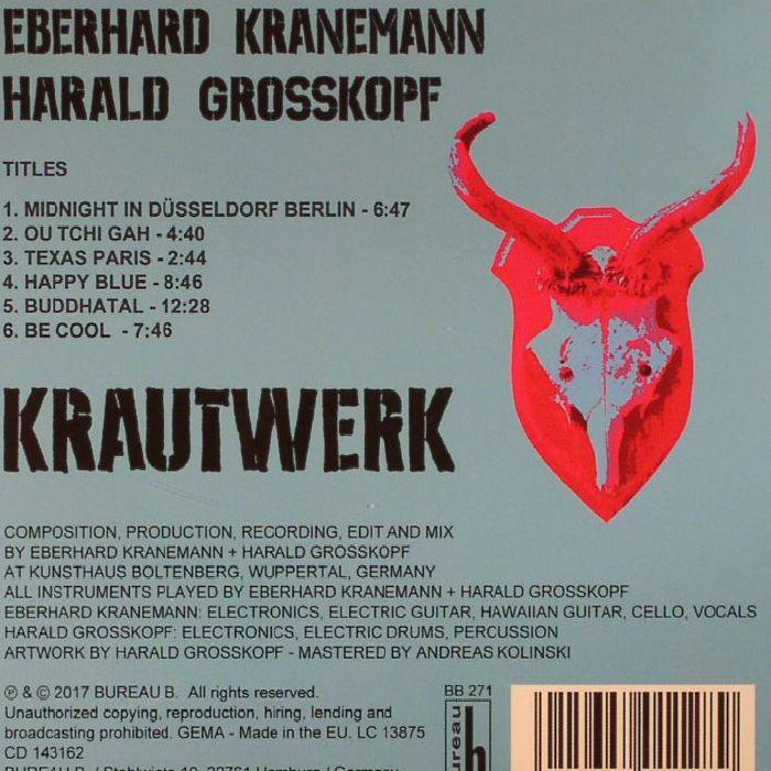 GROSSKOPF, Harald/EBERHARD KRANEMANN - Krautwerk