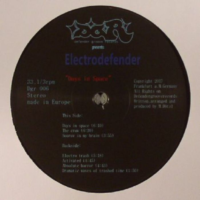 ELECTRODEFENDER - Days In Space
