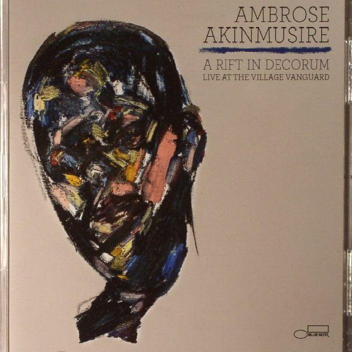 AKINMUSIRE, Ambrose - A Rift In Decorum: Live At The Village Vanguard