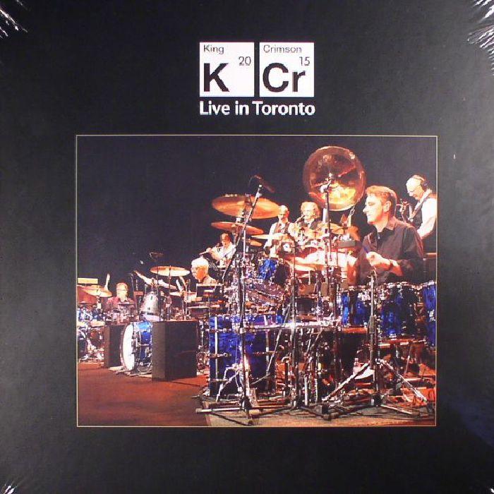 King Crimson Live In Toronto Vinyl At Juno Records
