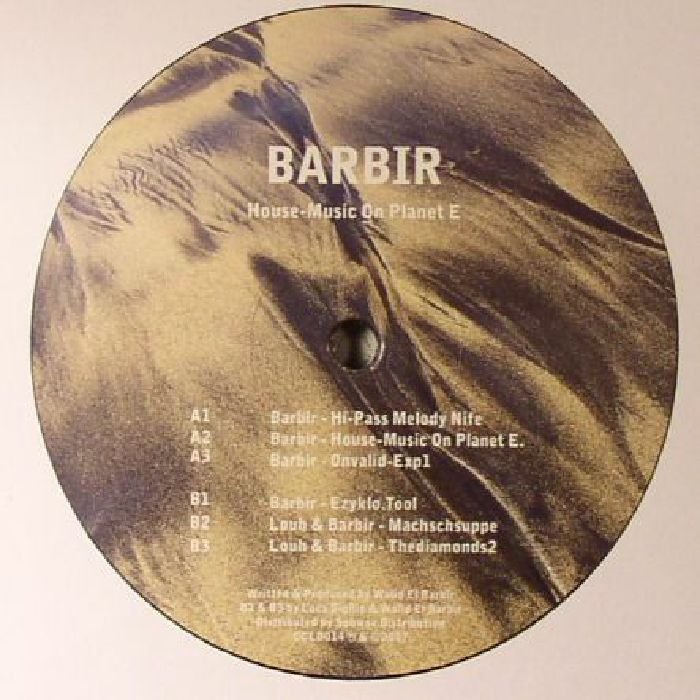 BARBIR - House Music On Planet E