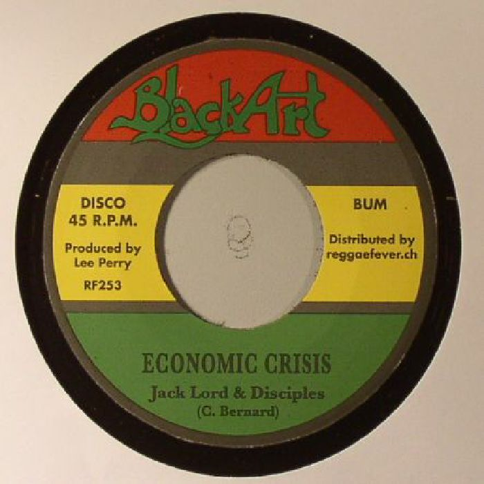 LORD, Jack & DISCIPLES/UPSETTERS - Economic Crisis