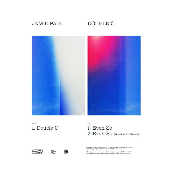 PAUL, Jamie - Double G
