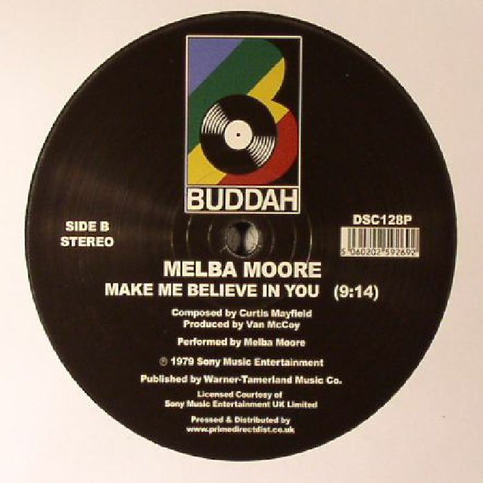 MOORE, Melba - Standing Right Here (reissue)