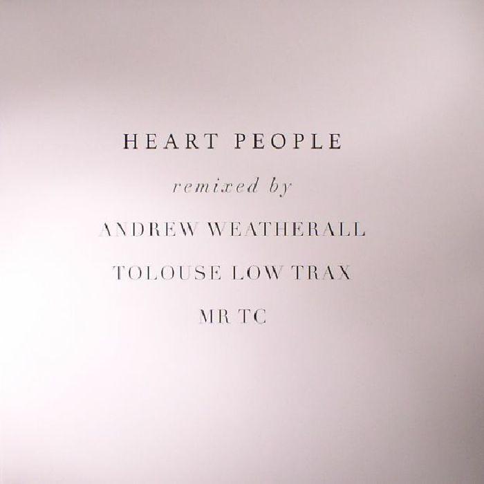HEART PEOPLE - Homecoming Remixes