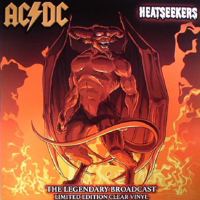 AC/DC - Heatseekers: The Legendary Broadcast